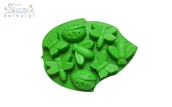 قالب با طرح حشرات از فروشگاه آروگو 2