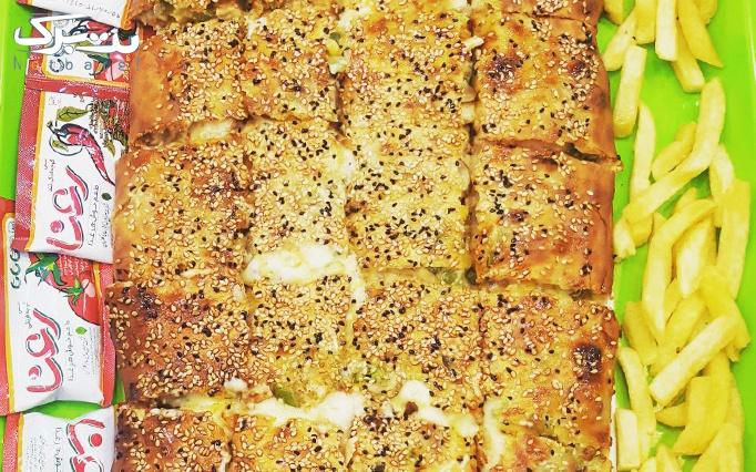 غذاهای لبنانی شمیم با منو غذاهای لبنانی