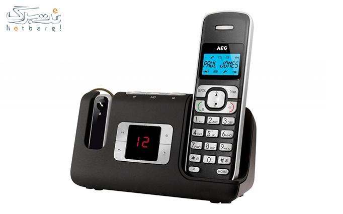 تلفن AEG مدل VOXTEL از تامین کالای نت برگ