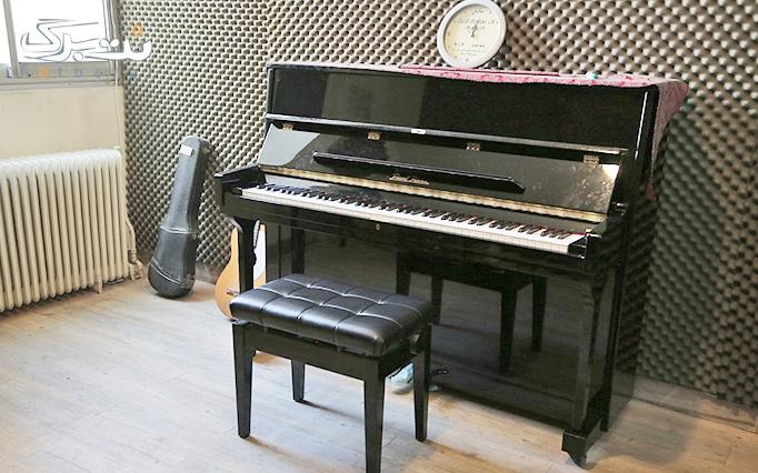 آموزش موسیقی در آموزشگاه بامداد