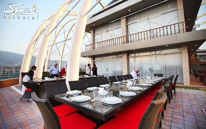 رستوران ایوان برج میلاد با منو باز کافی شاپ