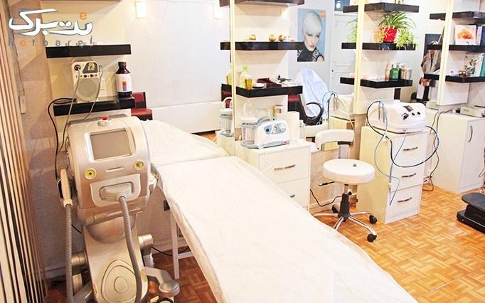 لیزر IPL در مطب دکترجمشیدی