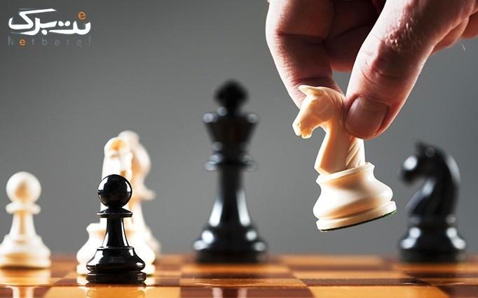 آموزش عمومی شطرنج در مدرسه شطرنج کرج