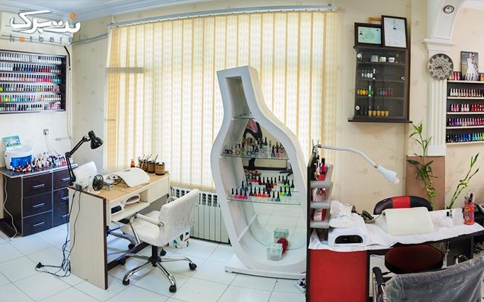 اکستنشن مژه در آرایشگاه خاتون