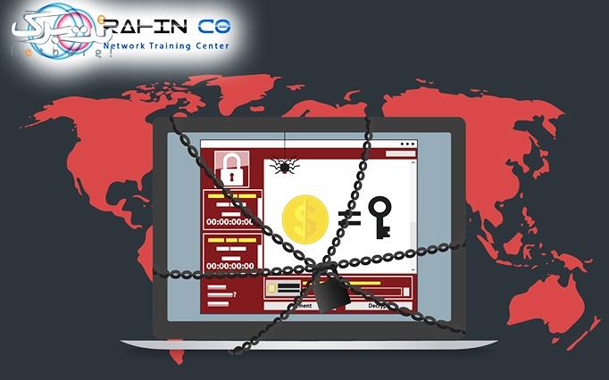 کارگاه مقابله با باج افزار ها در راهین سیستم
