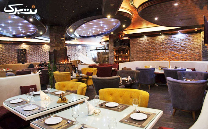 کافه رستوران کوبه با موسیقی زنده