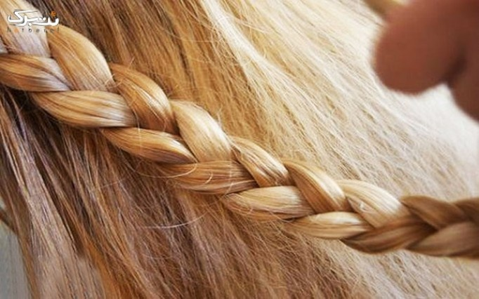 بافت مو  در آرایشگاه قصریخی