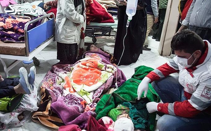 کمک شما و نت برگ به هموطنان زلزله زده(نقدی و غیرنقدی)