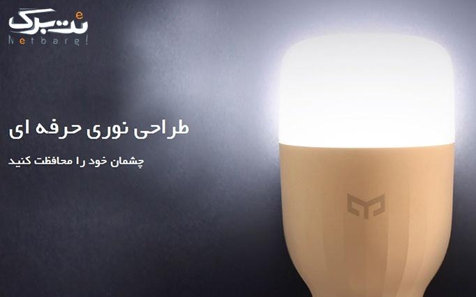 چراغ حبابی هوشمند از تامین کالای نت برگ