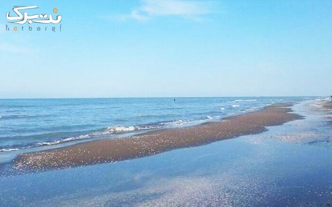 سوئیت های چهار نفره در مجتمع ساحلی مهر کادوس