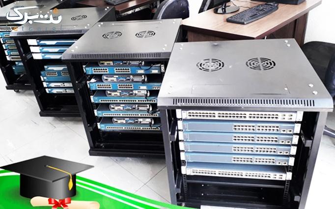 دوره شبکه Network+ در مرکز آموزش های تخصصی راهین سیستم