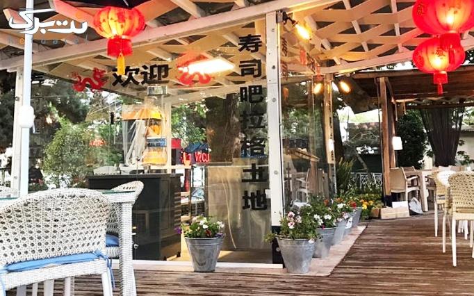 غذاهای متنوع در رستوران راگالند مجموعه ورزشی انقلاب