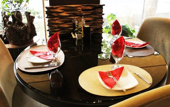 رستوران ایتالیایی توما با انواع غذاهای ایتالیایی