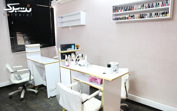 لیفت یا لمینت مژه در آرایشگاه سلنا