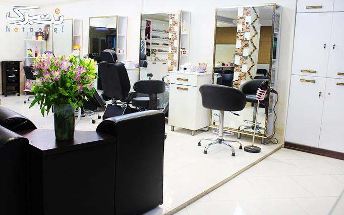 مانیکور و پدیکور و ترمیم ناخن در آرایشگاه چهرزاد