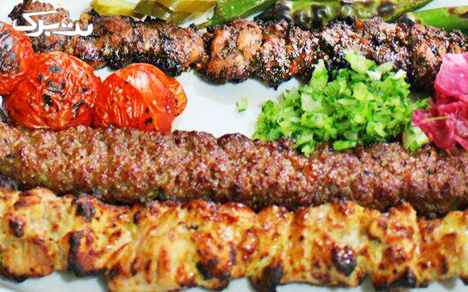 رستوران جوجه فراری با پکیج اکبر جوجه
