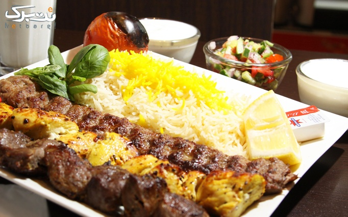 رستوران طاووس خانه با چلو کباب وزیری