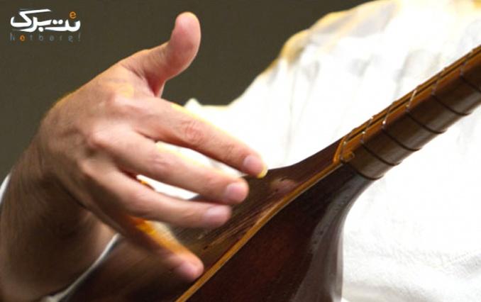 آموزش مقدماتی تار و سه تار در موسسه موسیقی فاخر