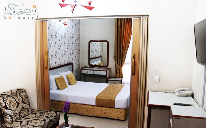 اقامت در هتل آپارتمان کنعان