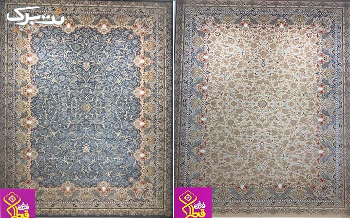 فروش ویژه شب یلدا: فرش های 1000 شانه از فرش قیطران(آوای پایتخت)