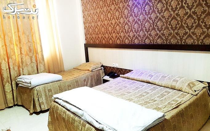 اقامت در هتل تیانا