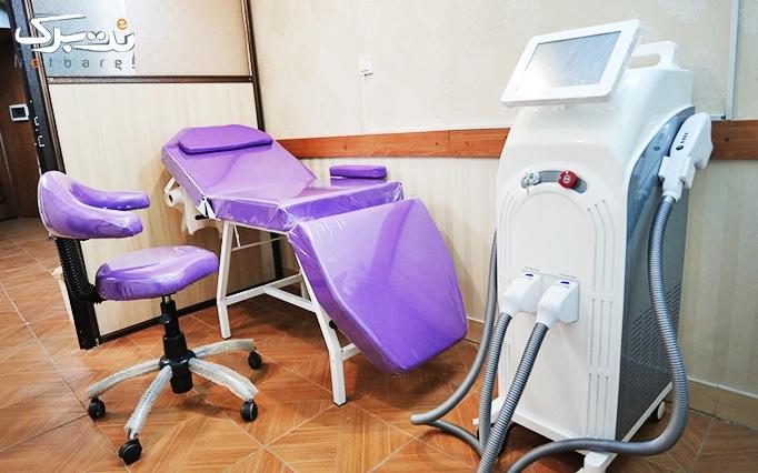 لیزر SHR  در مطب دکتر نجفی
