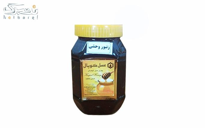 عسل زنبور وحشی 1 کیلویی از فروشگاه عسل کوپال