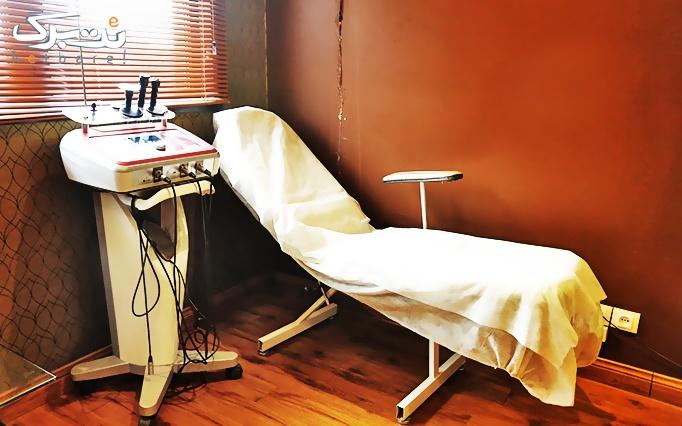 لیزر دستگاه الکساندرایت در مطب خانم دکتر مجیدزاده