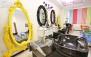 میکاپ و براشینگ مو در آرایشگاه گلستان هنر
