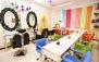 اصلاح ابرو در آرایشگاه گلستان هنر