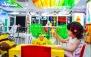 رستوران تخصصی کودک و خانواده پینگو با منو فستفودی