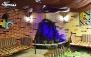 کافه سنتی شبستان با منو باز غذاهای ایرانی
