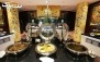رستوران گردان برج میلاد با بوفه و منوی باز ناهار
