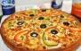 پیتزا لاوان با منوی متنوع پیتزا