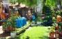منوی باز غذایی در باغ رستوران باغ بهشت