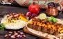 غذاهای خوش طعم ایرانی در رستوران سوارین