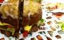 فست فود جوان ویج با منوی باز پیتزا و ساندویچ