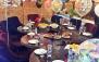 سفره خانه دیوان(کافه سوسن)با منوی غذایی و چای سنتی