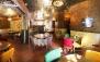کافه رستوران تیس با منوی باز غذایی و چای سنتی