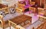 کافه سرای پاییزان با سرویس سفره خانه ای عربی