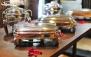 رستوران سنتی ماندگار با بوفه افطار و شام بی نظیر