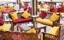 کافه رستوران ساحل با منو باز فست فود