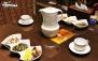 رستوران سنتی پاسارگاد با منو غذایی و چای سنتی