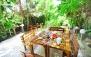 رستوران باغ درسا با پیش غذا، غذاهای ایرانی و افطار