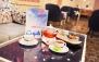 کافه رستوران لاهوت با منو کافه و سرویس چای سنتی