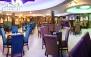 رستوران ملاصدرا با سفره شام متنوع