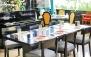 کافه رستوران رمان با منو غذاهای ایرانی وبین المللی