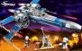اسباب بازی لگو Resistance X-wing Fighter