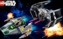 لگو Vader's TIE Advanced vs. A-wing Starfighter