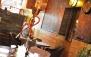 کافه رستوران تیس با منو باز غذایی و چای سنتی